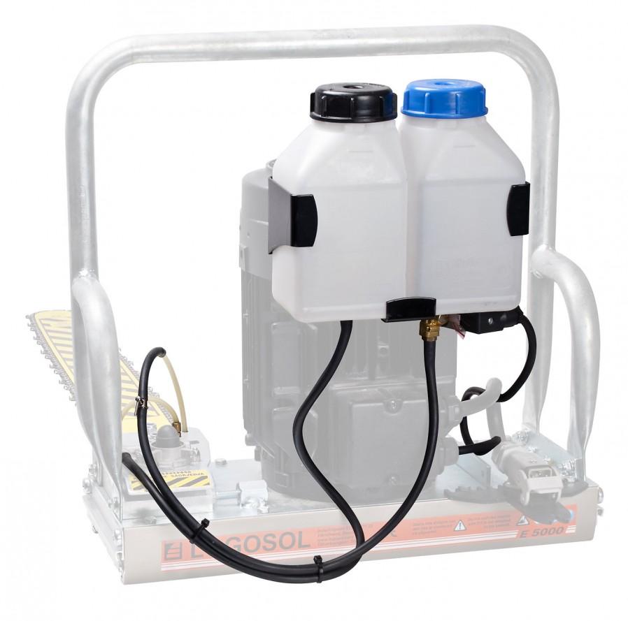 Autom.Wasser Kühlung E-Säge