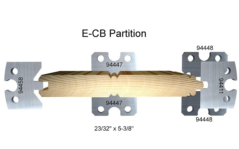 E-CB Partition