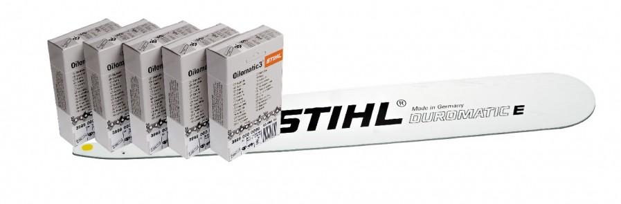 Sparpaket Längsschnittgarnitur  63 cm (Stihl)