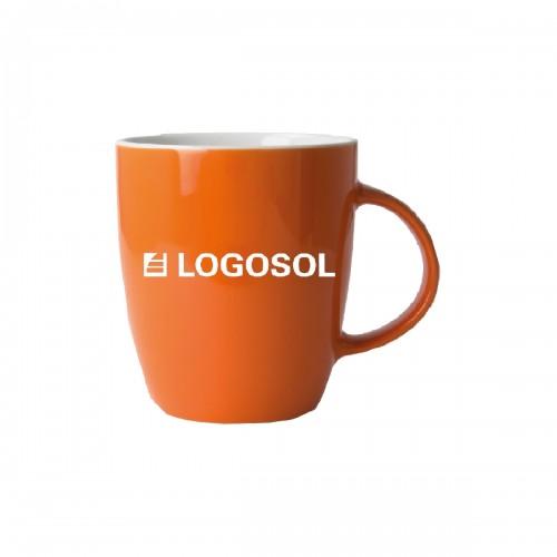 Logosol-tassen (orange)